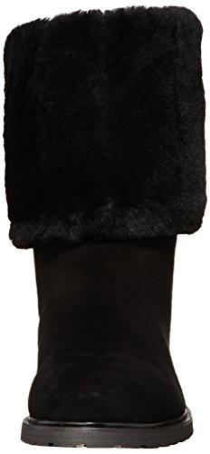 Atelier Mercadal Gstaad, Bottes Classiques femme, Noir (Nero), 41 EU Noir (Nero)