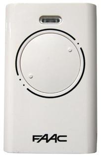 Télécommande Faac XT2868SLH fréquence 868MHz–2canaux