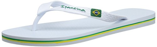 Ipanema  Brasil Ad, Herren Zehentrenner Weiß