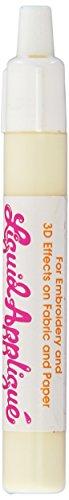 Unbekannt Liquid Applique Marker Open Stock-White - Uchida Liquid Applique