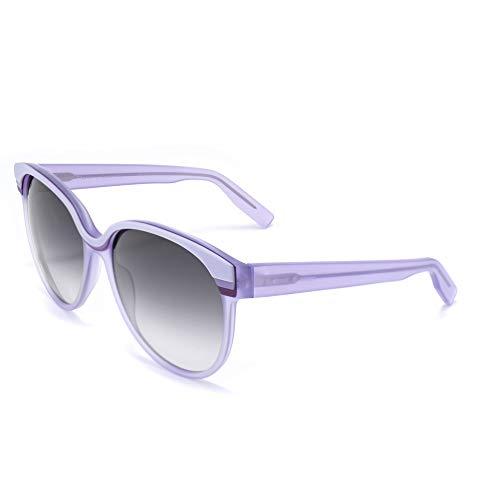 Italia Independent Damen 0049-010-000 Sonnenbrille, Violett (Morado), 55.0