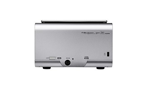 LG Minibeam PH450U AEK Portable Projector  HD  LED  Ultra short throw  100 000 1 contrast  450 lumens