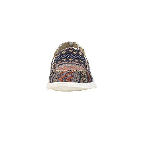 Dude Shoes , Basses homme Multicolore