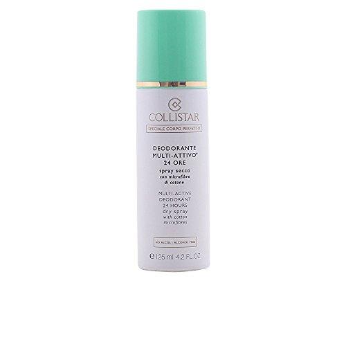 speciale corpo perfetto deodorante multi-attivo 24 ore spray secco 125 ml