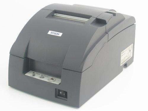 Epson Drucker Cutter (Epson tm-u220b Küche Beleg Drucker in schwarz mit Ethernet-Schnittstelle)