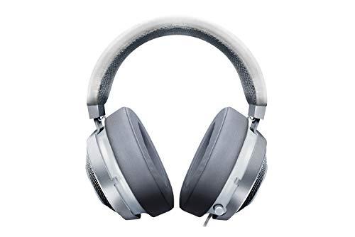 Razer Kraken 7.1 V2 Cuffie da Gioco Analogiche Over-Ear, Gaming Headset per PC, Driver Audio da 50 mm, Beige