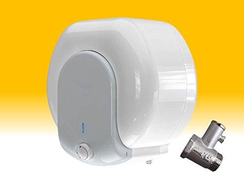 15 Liter L druckfester Elektro Warmwasserspeicher Boiler Kleinspeicher 1500 W