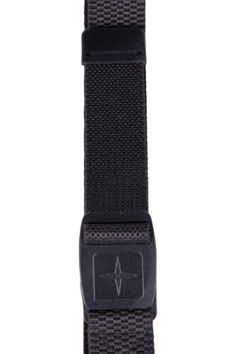 Mountain Warehouse Stretch Belt - Lightweight Elastic Belt, Fully Adjustable, Stretch Webbing, Clip Buckle Waistband - Ideal For Walking, Travelling