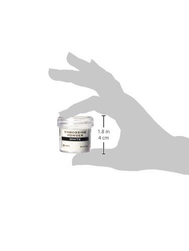 Ranger White -Embossing Powder, Acrylic, Multicolour