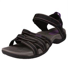 Teva Tirra W's Damen Sport- & Outdoor Sandalen black/grey