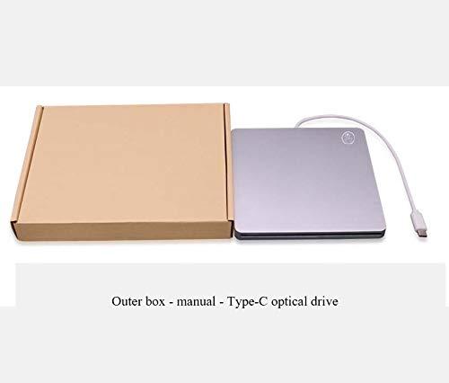 CE-LXYYD Type-C 3.0-Slot-Brenner, externes mobiles DVD-Laufwerk, Notebook-Desktop-PC Universal