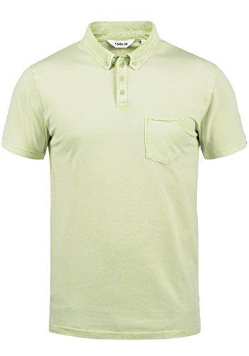 !Solid Pat Herren Poloshirt Polohemd T-Shirt Shirt Mit Polokragen Aus 100% Baumwolle, Größe:S, Farbe:Seacrest (3051) - Herren Pique Polo Solid