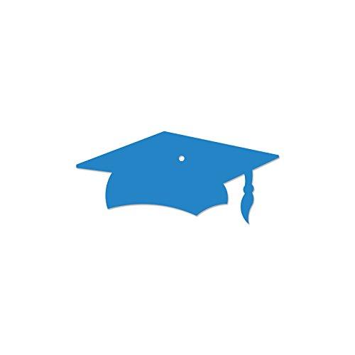 Mathe-cap (Ellison Graduate Cap #1B Sure Cut Stanzform, Größe L)
