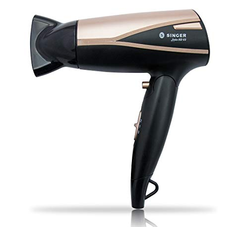 Singer Stylee HD03 Hair Dryer with Hot & Cool Air Shot & Foldable Handle