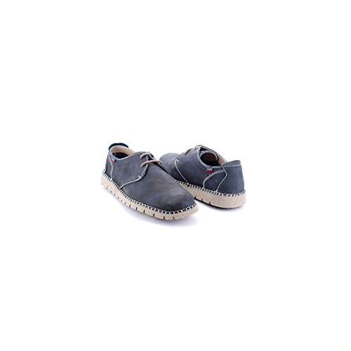 CALLAGHAN homme baskets basses 84702 Tortora Bleu - Azul