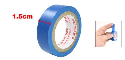 5,1cm Durchmesser 1,5cm Breite selbstklebend isolierend Isolierband blau