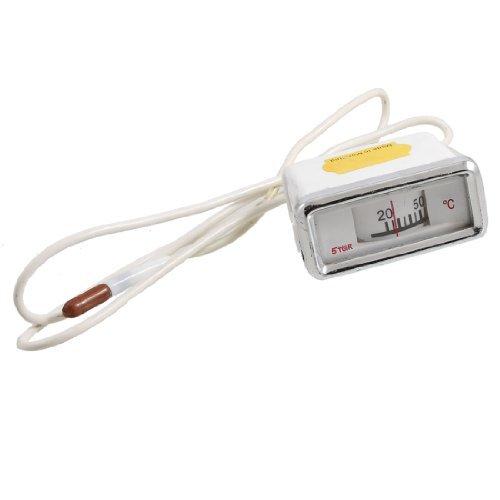 Thermomètre de l'eau pour l'acier inoxydable Chaudière 20-110 Celsius