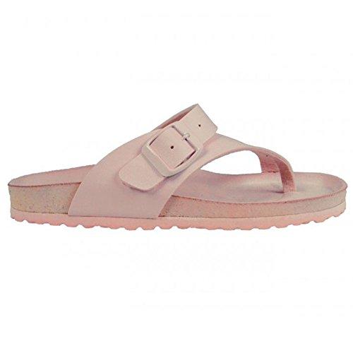 Pantofole Bioline Lico Uniti Rosa Donna davE06wq
