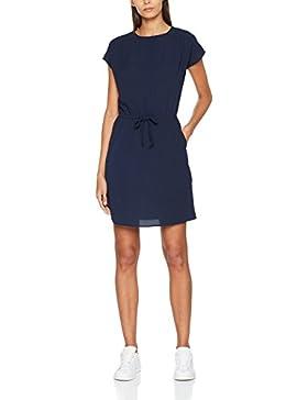 Vero Moda Vmsasha Bali S/S Dress Noos, Vestito Donna