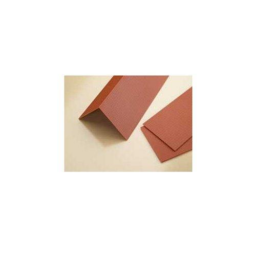 Auhagen 41611.0 - Dachplatten, 200 x 80 mm, bunt