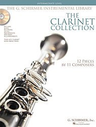 Hal Leonard The Clarinet Collection -Intermediate Level (Book and CD)