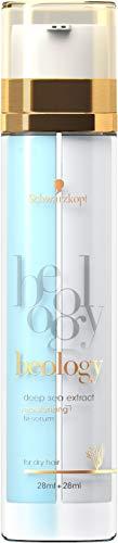 Schwarzkopf beology Feuchtigkeits-Bi-Serum, für trockenes Haar, mit Tiefsee-Extrakt, 3er Pack (3 x 56 ml)