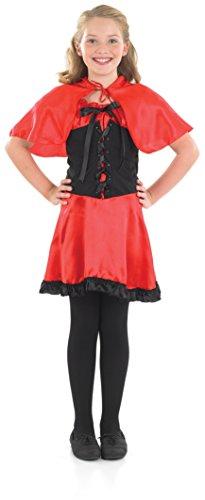 Imagen de girl  disfraz de caperucita roja para niña, talla 10  12 años 2976 50xl