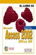 El libro de access 2002 oficce xp