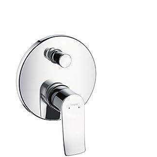 31L19Iz7woL. SS324  - Metris-Grifo monomando para baño/ducha empotrado