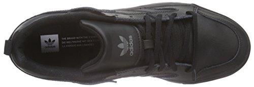 adidas Herren Varial Ii Low Sneakers Schwarz (Core Black/Core Black/Core Black)
