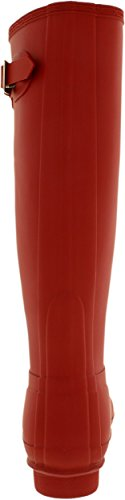 Hunter Original Tall Classic W23499, Unisex-Erwachsene Stiefel Rot (military red)