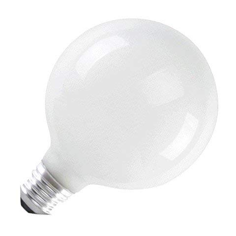 Bombilla LED E27 G95 Glass 10W Blanco Frío 6000K efectoLED