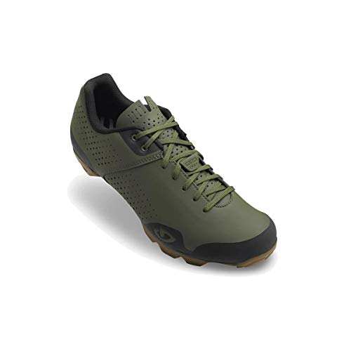 Giro Privateer Lace MTB Fahrrad Schuhe grün 2019: Größe: 44