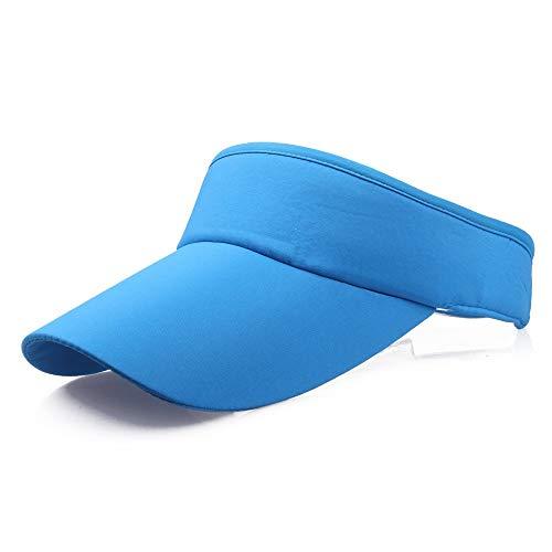 Aiserkly Unisex Visoren Sonnenhüte Hüte Mützen Caps Sport Stirnband Classic Sun Sports Visor Hat Cap Damen Damen Herren Jungen Mädchen