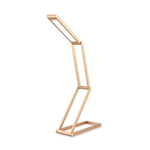 Mr. Fragile Tischlampe Verformbaren Teleskop-Metall-Klapptisch Lampe LED-Metall-Augenschutz Tischlampe Wohnzimmer Dekoration Tischlampe -