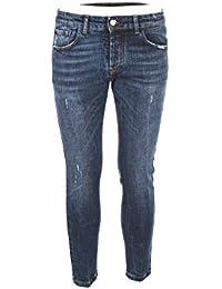 Abbigliamento it Jeans Uomo AMIS ENTRE Amazon fgFqxwpTF