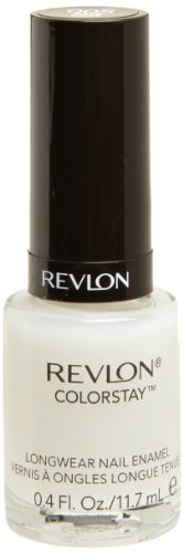 REVLON Colorstay Nail Enamel, Base Coat, 0.4 Fluid Ounce by Revlon (Coat Base Revlon)