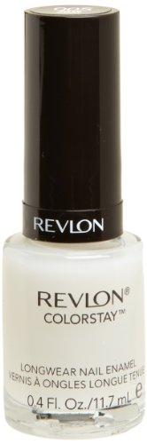REVLON Colorstay Nail Enamel, Base Coat, 0.4 Fluid Ounce by Revlon (Base Coat Revlon)