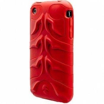 SwitchEasy Capsule Rebel M Schutzhülle rot für iPhone 3G/3GS -