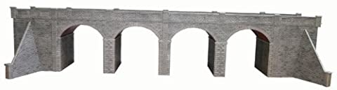 Metcalfe PO241 Double Track Stone Viaduct by Metcalfe