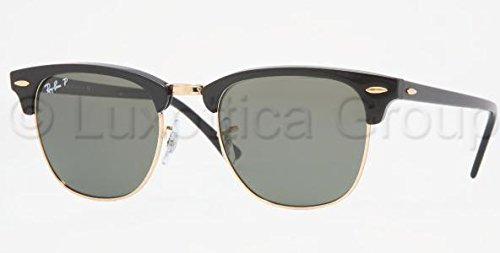 Ray-Ban RB3016 Clubmaster Sunglasses 51mm Test