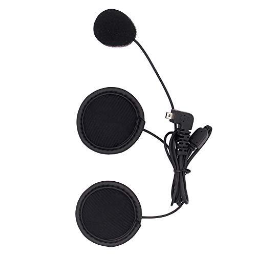 USB Mini 8-Pin Auricular/Micrófono BT-S2 BT-S3 Intercomunicador