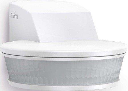 Steinel SensIQ S KNX Passive Infrared (PIR) Sensor Wall White–Motion Rauchmelder (Passive Infrared (PIR) Sensor,-20–50°C, White, 74x 128x 114mm, 20m)