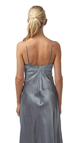 armona - Chemise de nuit - Femme * taille unique silver