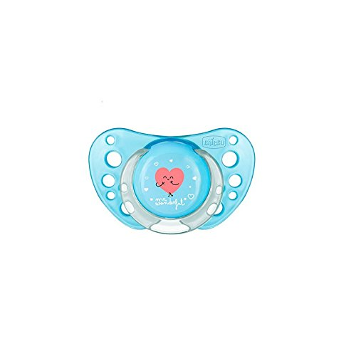 Chicco Physio Air Mr Wonderful Chupete Silicona Rosa 6-12m