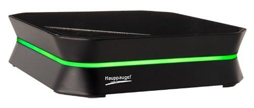 Hauppauge HD PVR2 Gaming Edition Carte Tuner TV externe avec alimentation 6 W Noir