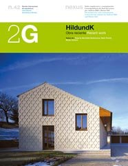 2G N.42 HildundK: Obra reciente: Recent Work (2g Revista)