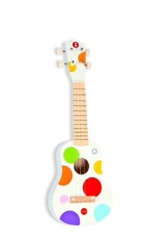 Imagen principal de Janod - Ukulele de juguete Confetti, madera (J07597)