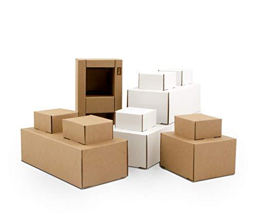 Preisvergleich Produktbild Giant Cardboard Block (Edo - 50 Blocks White)