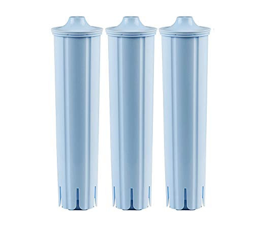 3 x Filterpatrone kompatibel für JURA CLARIS BLUE Kaffeemaschine Kaffeevollautoamt